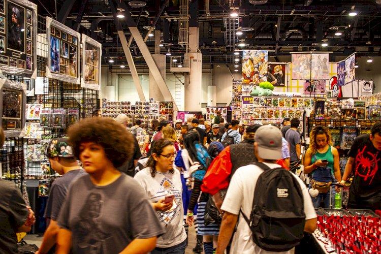 Amazing Las Vegas Comic Con!