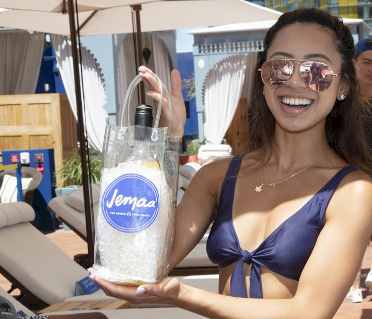 Jemaa Pool: The NoMad Hotel and Casino Pool Party