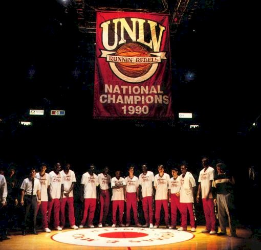 30th anniversary of the 1990 UNLV Runnin' Rebels Title Team