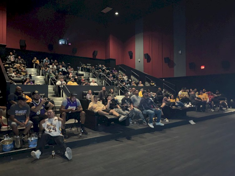 inside Eclipse Theatres