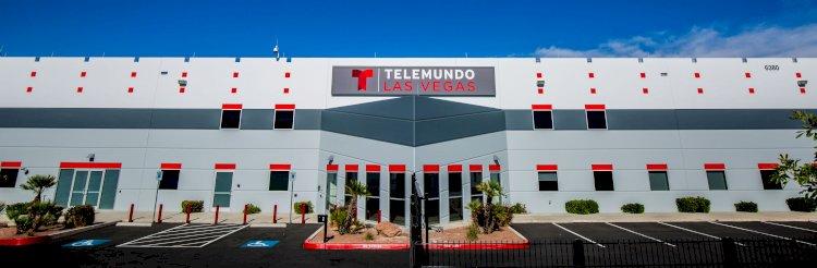Telemundo Las Vegas unveils state-of-the-art media center