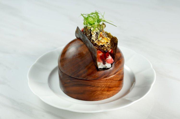 Wagyu Caviar Roll/photo by vegasmagazine.com